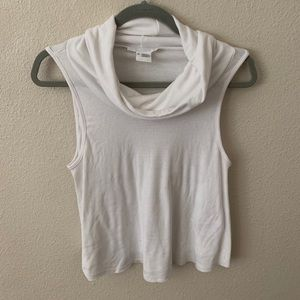 COOPERATIVE White Tank Top